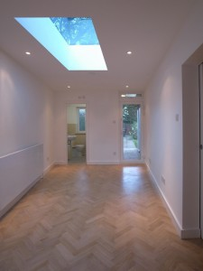 House Extension in London SE19 interior 01