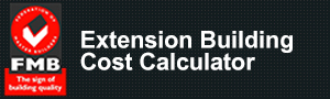 Extension Building - Cost Calculator