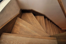 Loft Stairs- Joinery