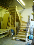 Stairs – carpenter in SW3