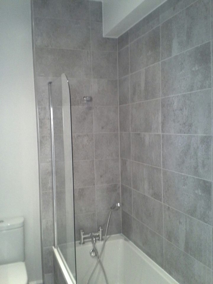 Bathroom Refurbishment W2
