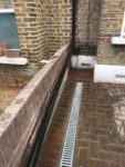 Fitting drainage channel SE19 7