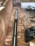 Fitting drainage channel SE19 9
