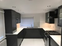 Kitchen refurbishment SE27 1