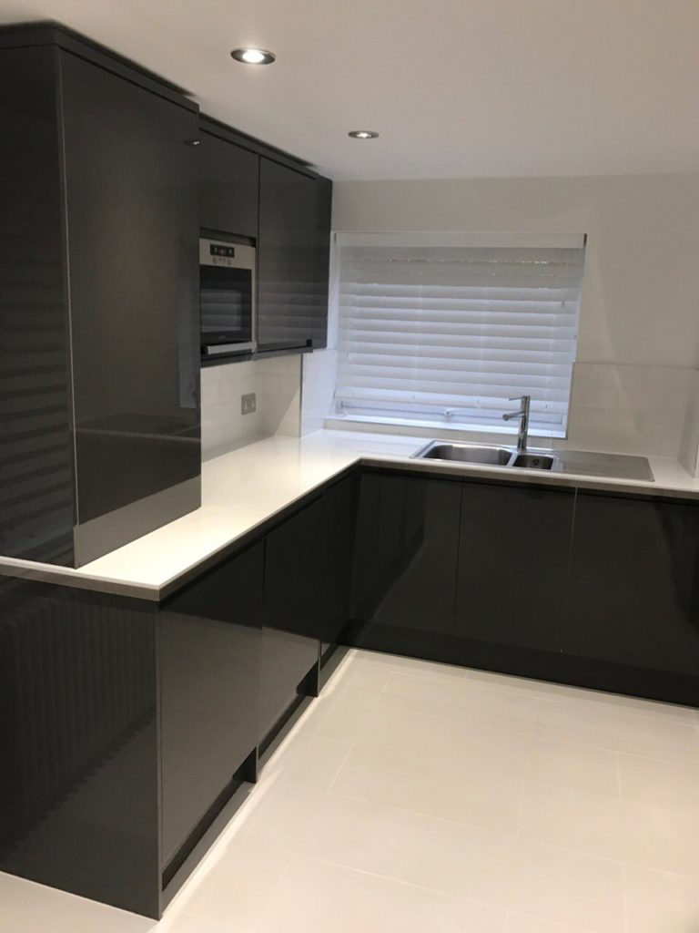 Kitchen refurbishment SE27 5