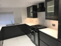 Kitchen refurbishment SE27 6