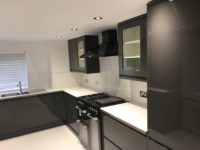 Kitchen refurbishment SE27 7